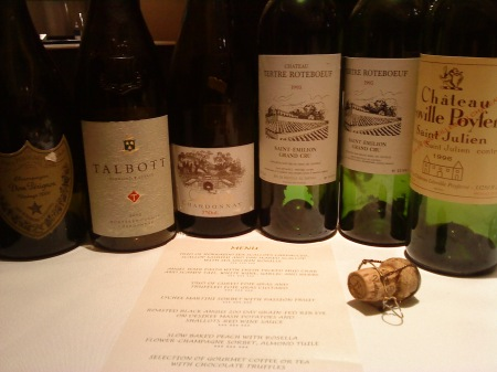 The lineup @ Au Petit Salut