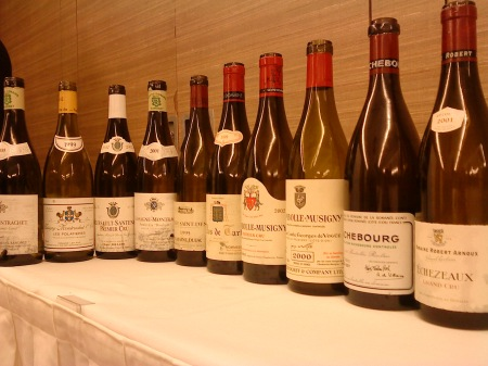 American Club Burgundy lineup 11Jul09