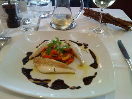 Fish @ Bistrot du Sommelier