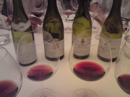 An excellent selection from Vosne-Romanee