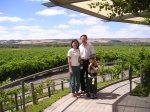 At Hamilton Wines, McLaren Vale(2004)