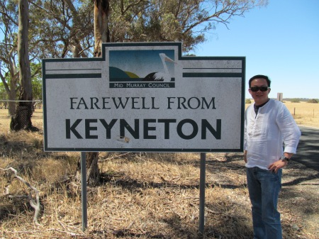 That's how Henschke Keyneton Estate came about