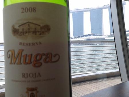 A Rioja by the Bay