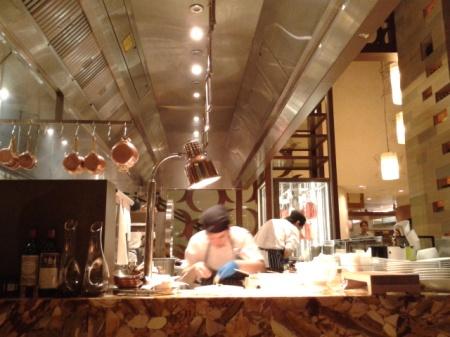 Skirt restaurant at the W