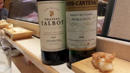 1982 Tabot & 1990 Boyd-Cantenac