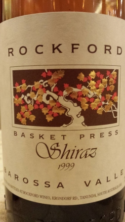 1999 Rockford Basket Press