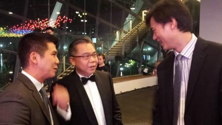 With Tim Goh