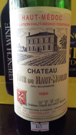 1986 Tour du Haut Moulin: still alive...