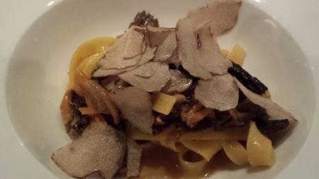 Finale to the white truffle season