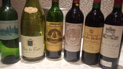 A delectable line-up