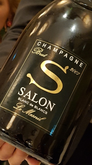 2007 Champagne Salon & 2008 Delamotte | Ric\'s Wine Journal